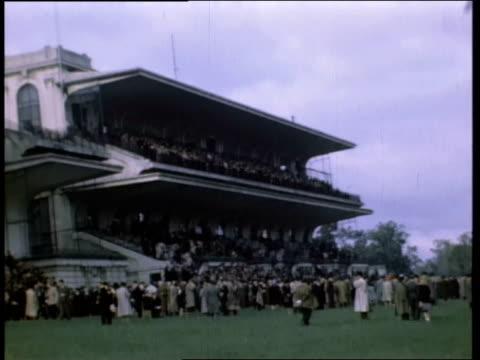 1944 montage horse racing / brussels, belgium - galoppera bildbanksvideor och videomaterial från bakom kulisserna