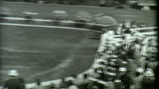 horse show 1930's - racehorse stock videos and b-roll footage