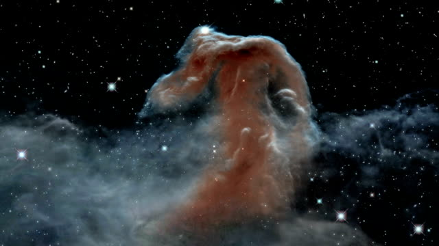 horsehead nebula - nebula stock videos & royalty-free footage
