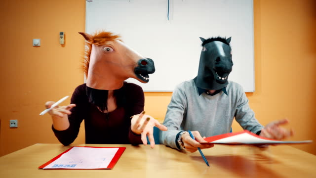 horses as teachers - teacher stock videos & royalty-free footage