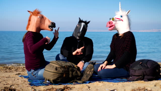 horses on the beach - horse blanket stock videos & royalty-free footage