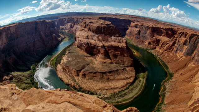 horseshoe bend time lapse - page arizona stock videos and b-roll footage