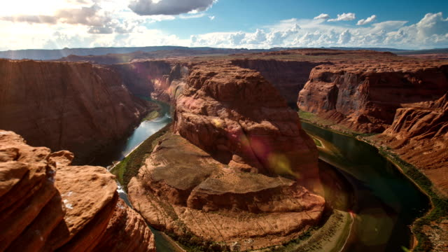 Horseshoe Bend Time Lapse