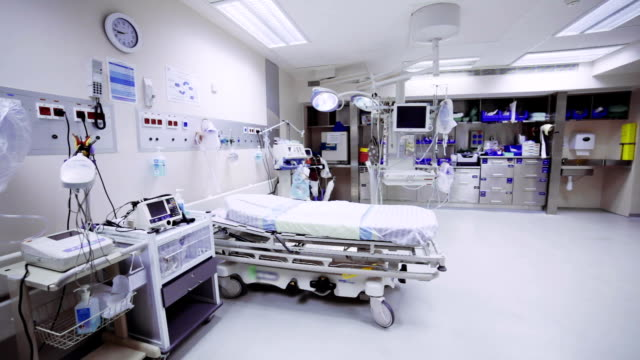 Hospital postoperative room