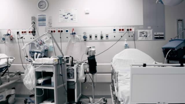 hospital postoperative room - plug socket stock videos and b-roll footage