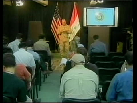 Hostage Norman Kember freed in special forces operation Baghdad Major General Rick Lynch press conference SOT Late last night coalition forces...