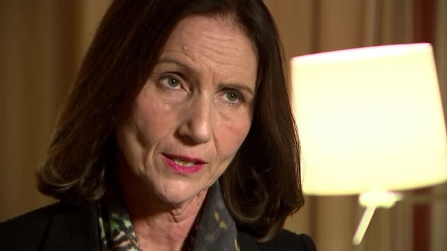Hostesses groped at Presidents Club charity event ENGLAND London GVs Dorchester Hotel exterior Carolyn Fairbairn interview SOT EXT 'The Dorchester'...