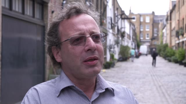Hostile environment policy only gives 12% of trafficking victims leave to remain ENGLAND EXT Julian Bild interview SOT
