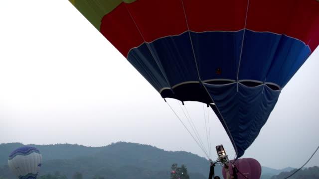 熱気球  - 乗る点の映像素材/bロール