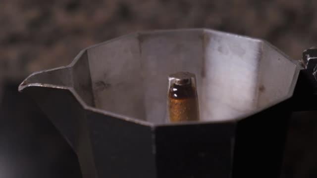 hot coffee - モカ点の映像素材/bロール