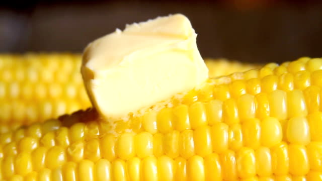 Hot Corn and Butter