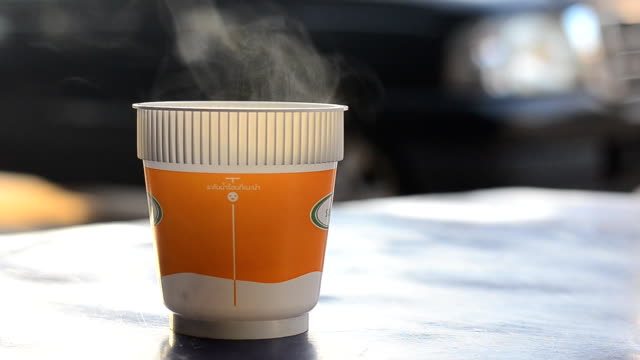 hot drink - coffee cup stock videos & royalty-free footage