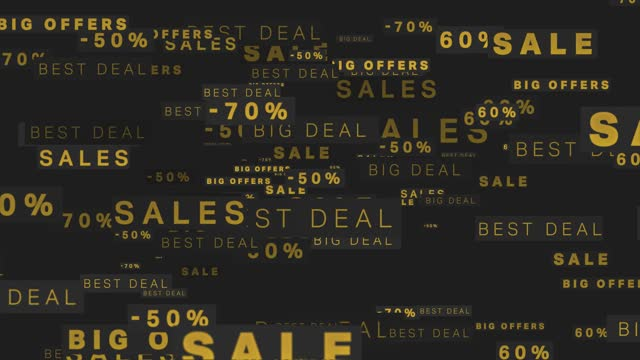 hot sale! stock video - looped animation - price tag stock videos & royalty-free footage