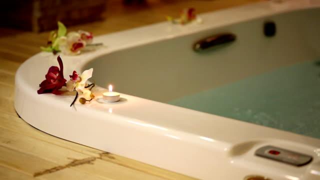 スパバス(hd ) - 浴室点の映像素材/bロール