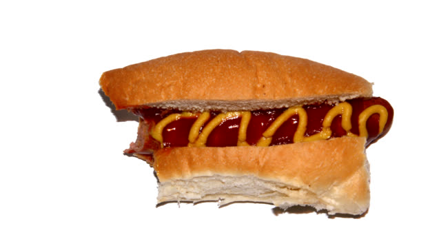 hotdog - hot dog stock videos & royalty-free footage