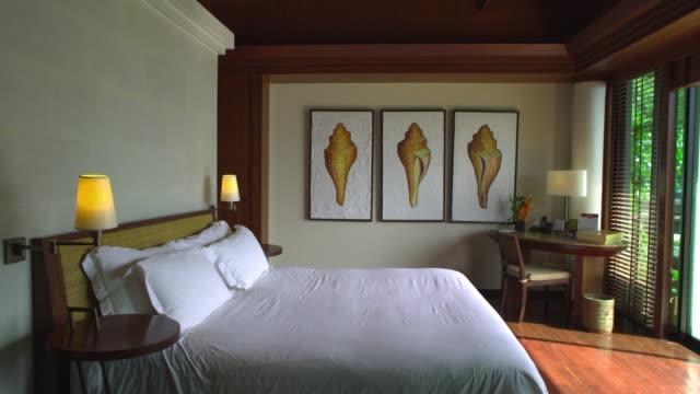 MS Hotel bedroom, Krabi, Thailand