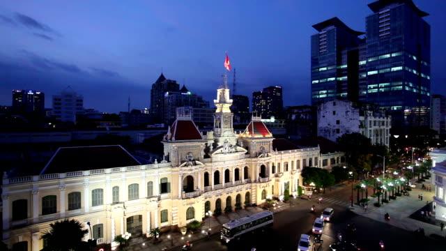 Hotel de Ville Ho Chi Minh City