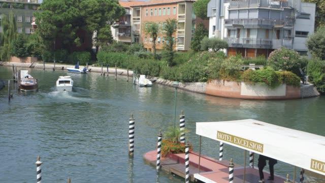 hotel excelsior - 71st venice international film festival on august 27, 2014 in venice, italy. - 第71回ベネチア国際映画祭点の映像素材/bロール