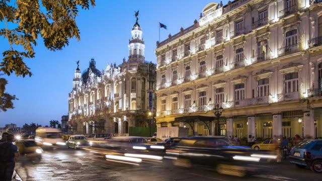 TL, WS Hotel Inglaterra and Gran Teatro de la Habana / Havana, Cuba