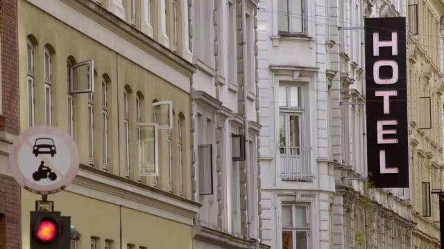 Hotel Sign in Copenhagen