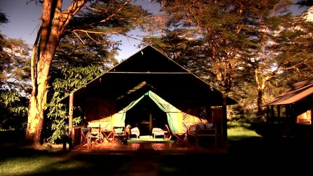 vidéos et rushes de l'hôtel - safari