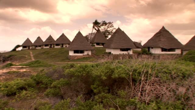 ホテルの - タンザニア点の映像素材/bロール