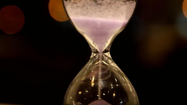 Das Sanduhr Uhr