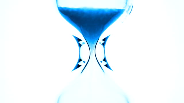 hourglass - hourglass stock videos & royalty-free footage
