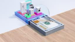 House Appliances Loan - Dollar Credit - 4K Resolution