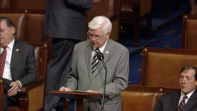 house appropriations chairman hal rogers says provisions of the government funding extension addresses urgent needs such as defense department... - united states department of defense stock videos & royalty-free footage