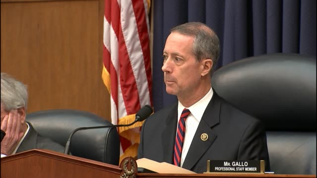 house armed services chairman mac thornberry of texas opens a hearing of the house committee on armed services to receive an update on the situation... - john f. campbell general stock videos & royalty-free footage