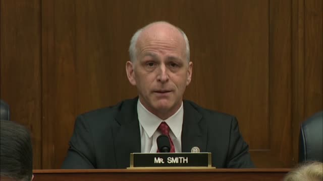 House Armed Services Committee ranking Democrat Adam Smith of Washington says at a hearing on defense strategy and nuclear posture review to consider...
