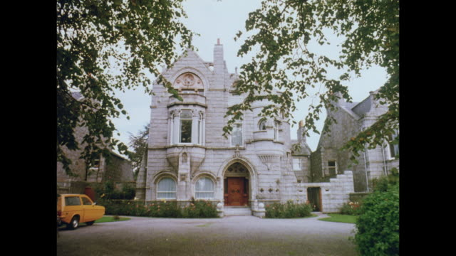 1981 House, Castle in  Aberdeen, Scotland