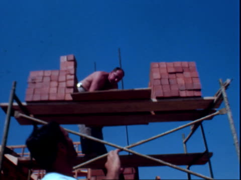 house construction - country road stock videos & royalty-free footage