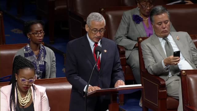 house education and labor committee chairman bobby scott of virginia says in debate on a bill to gradually raise the federal minimum wage to 15... - median nerve stock videos & royalty-free footage