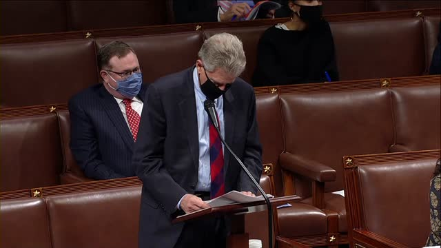 house energy and commerce committee chairman frank pallone of new jersey says in debate on a bill to allow cannabis research that in recent using... - disegno di legge video stock e b–roll