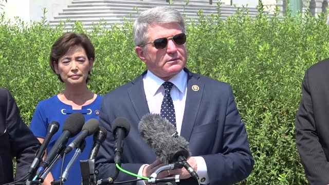 house foreign affairs committee ranking member michael mccaul of texas says at press conference about evacuation operations in kabul amid us military... - bagram stock videos & royalty-free footage
