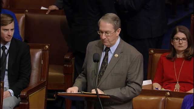 house judiciary chairman bob goodlatte of virginia begins debate on a bill to strengthen security screening procedures on foreign travelers into the... - 精神病院点の映像素材/bロール