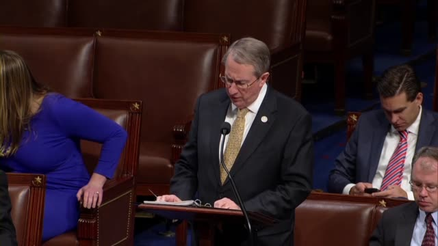 House Judiciary Committee Chairman Bob Goodlatte of Virginia opens debate on the STOP School Violence Act supporting the bill because violence in...