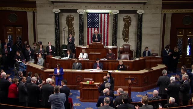 House Minority Leader Nancy Pelosi of California reserves time for the honor of recognizing outstanding leader and esteemed colleague Ohio...