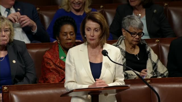 House Minority Leader Nancy Pelosi of California says Democrats are simply asking for a vote not a guarantee on an immigration bill through a queen...