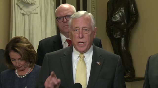 House Minority Whip Steny Hoyer of Maryland says that Republicans had always argued that the debt was a major problem for America but having passed...