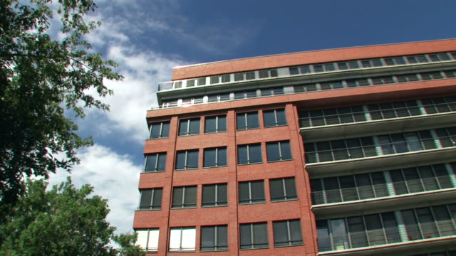 house - modern office - office block exterior stock videos & royalty-free footage