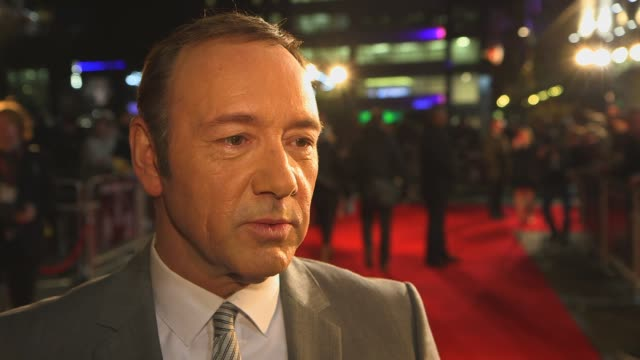 'House Of Cards' UK Premiere VNR PAL at 'House Of Cards' UK Premiere at Odeon Leicester Square on January 17 2013 in London England