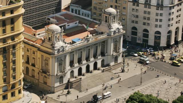 t/l, ws, ha, house of commons, rio de janeiro, brazil - 南アメリカ点の映像素材/bロール