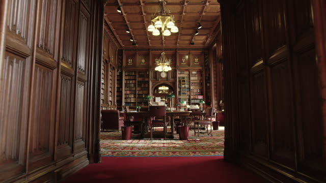 house of lords interior - library stock videos & royalty-free footage