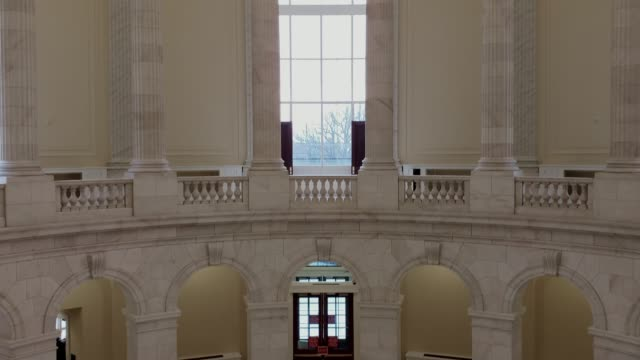 U.S. House of Representatives Cannon Office Building Rotunda in Washington, DC