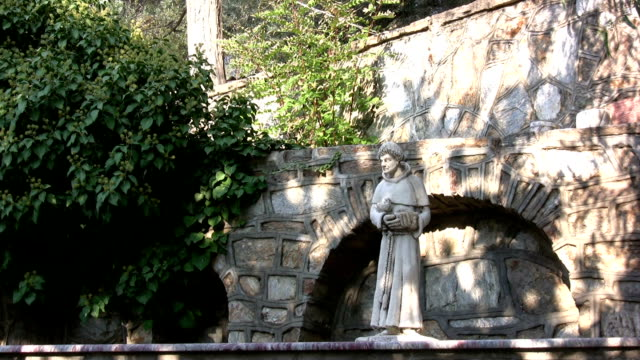 house of the virgin mary, ephesus - apostle stock videos and b-roll footage