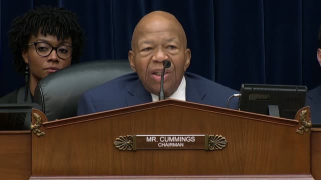 House Oversight and Reform Committee Chairman Elijah Cummings of Maryland says in concluding a hearing on migrant family separation that is not...