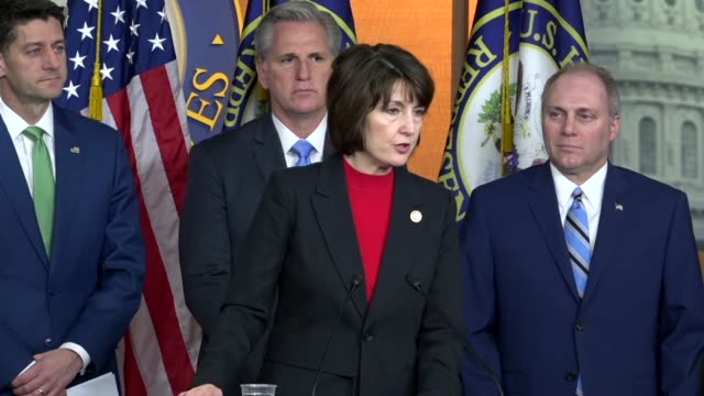 house republican conference chair cathy mcmorris rodgers says at a weekly press briefing that the people's house was acting to improve school safety... - shooting at goal stock videos & royalty-free footage